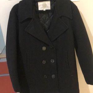 US Navy Lady's Wool Pea Coat